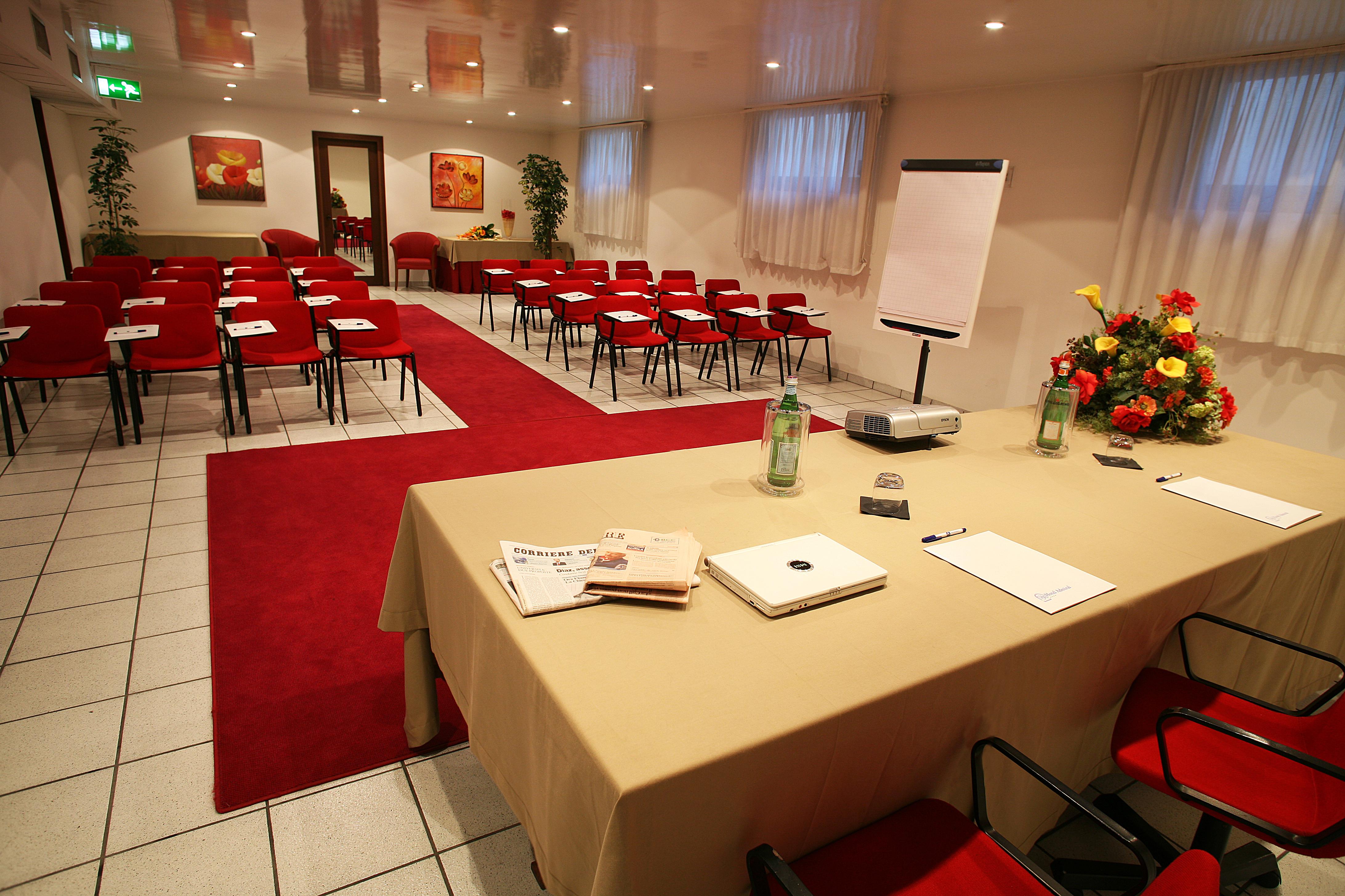 iH Hotels Admiral - Meeting Room