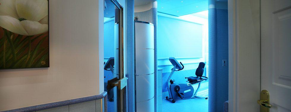 iH Hotels Admiral - Gym & Sauna