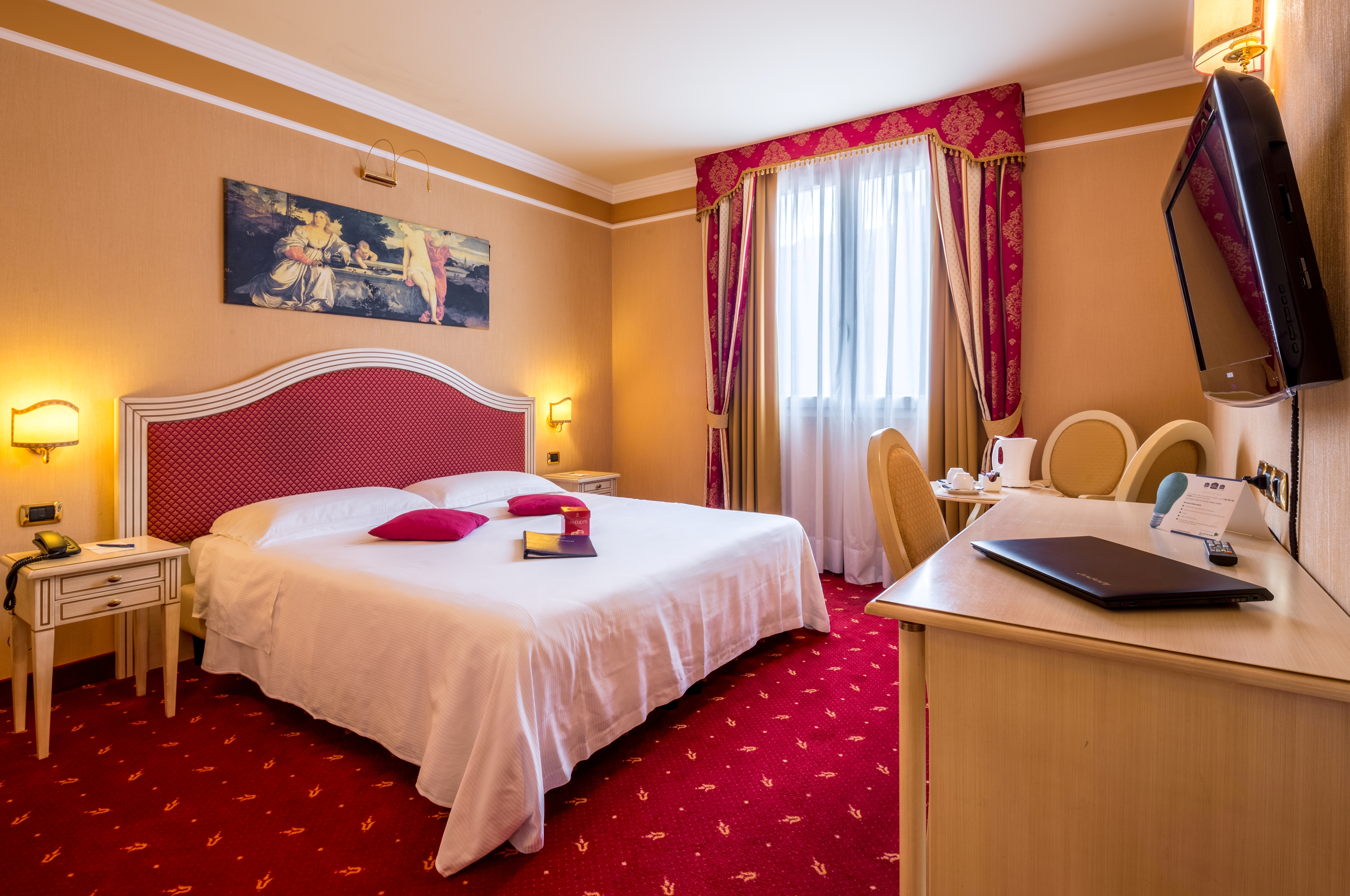 iH Hotels Admiral - Superior Double Room
