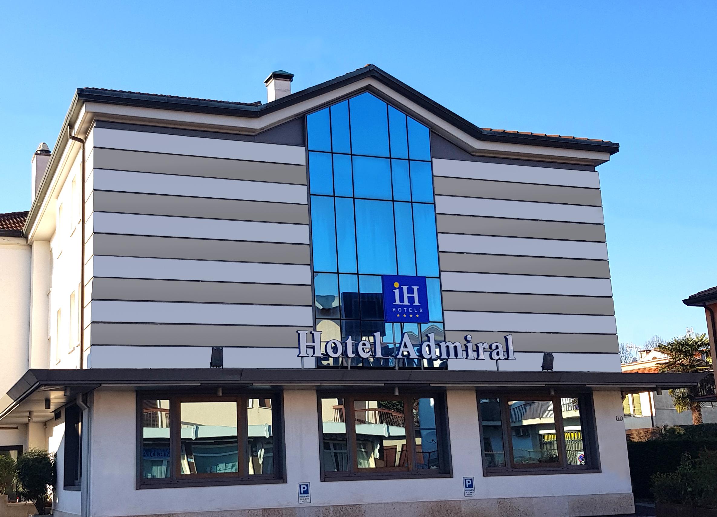 iH Hotels Admiral - External
